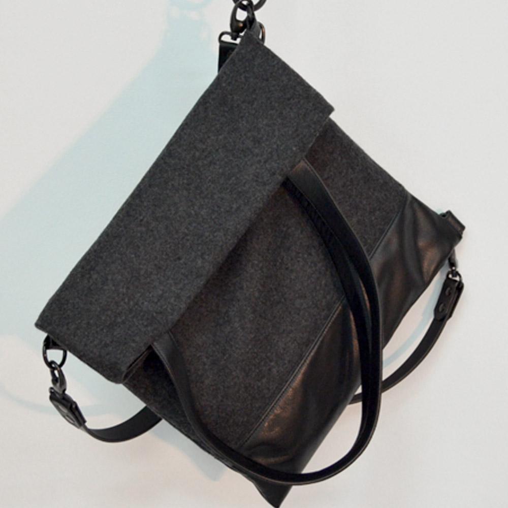 LEATHER BAG / RUCKSACK
