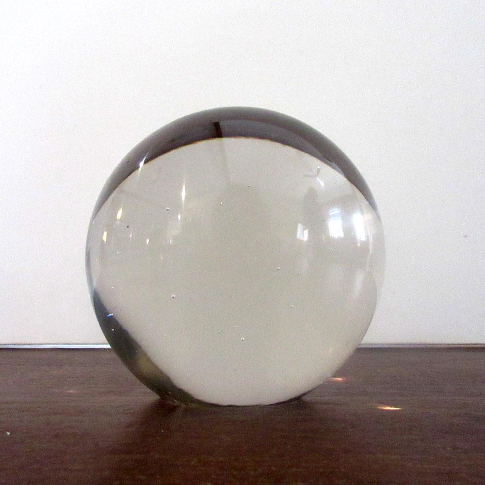 SMOOTH GLASS BALL, LARGE