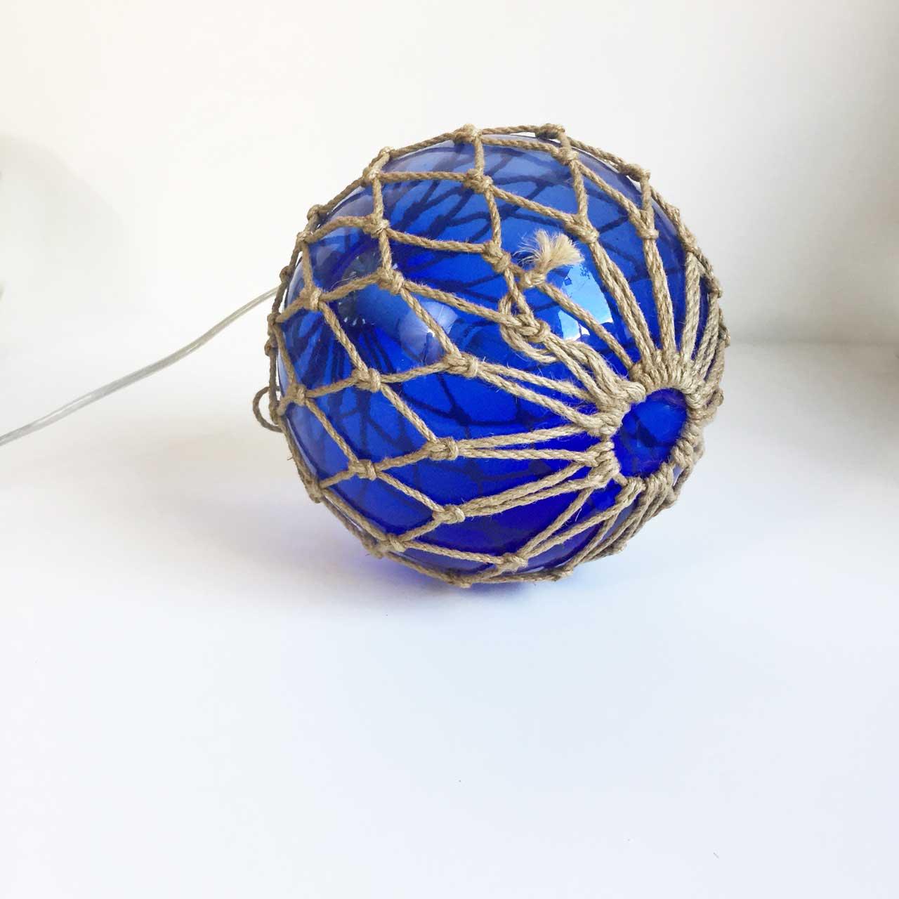 BUOY LAMP, BLUE