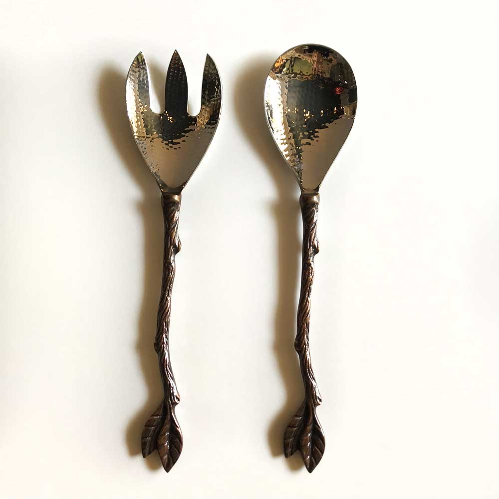 OLIVE SALAD SET OF 2